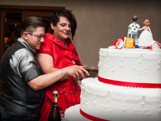 Il matrimonio di Laura e Monica a Seregno, Monza e Brianza 31