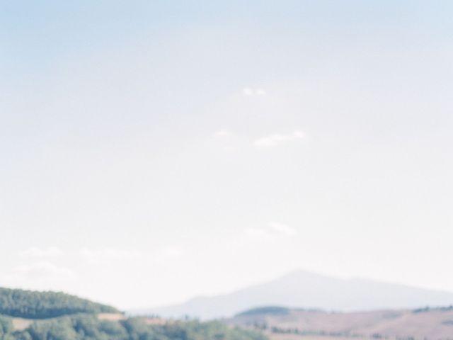 Il matrimonio di Robert e Annick a Pienza, Siena 3