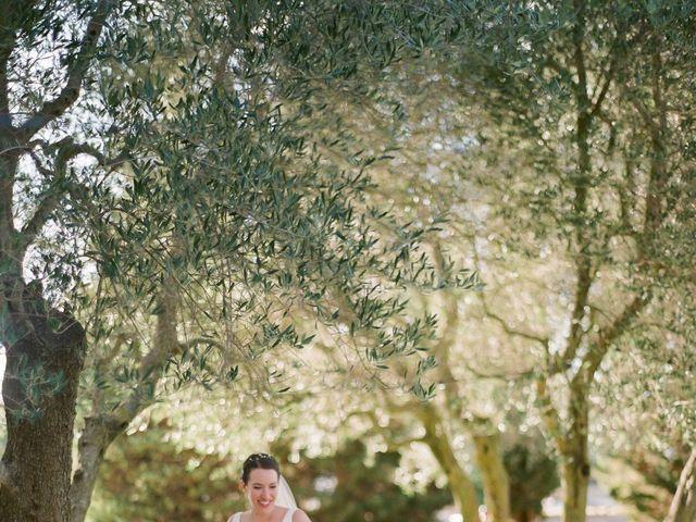 Il matrimonio di Robert e Annick a Pienza, Siena 5