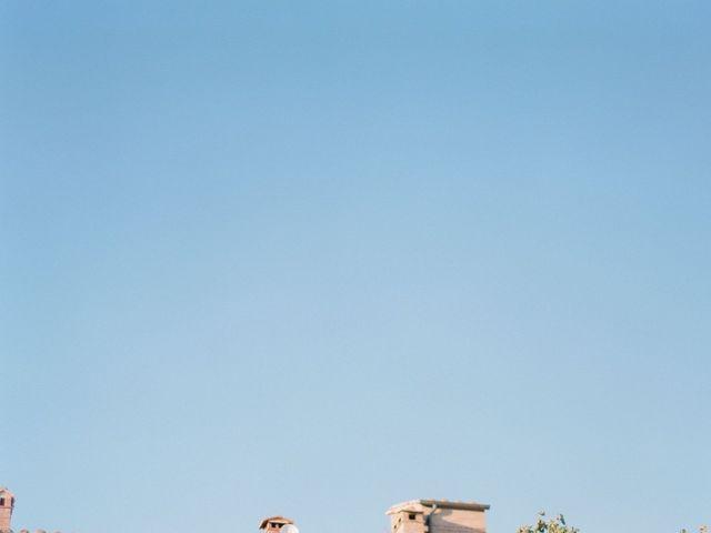 Il matrimonio di Robert e Annick a Pienza, Siena 8