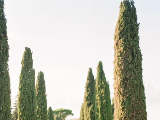 Il matrimonio di Robert e Annick a Pienza, Siena 11