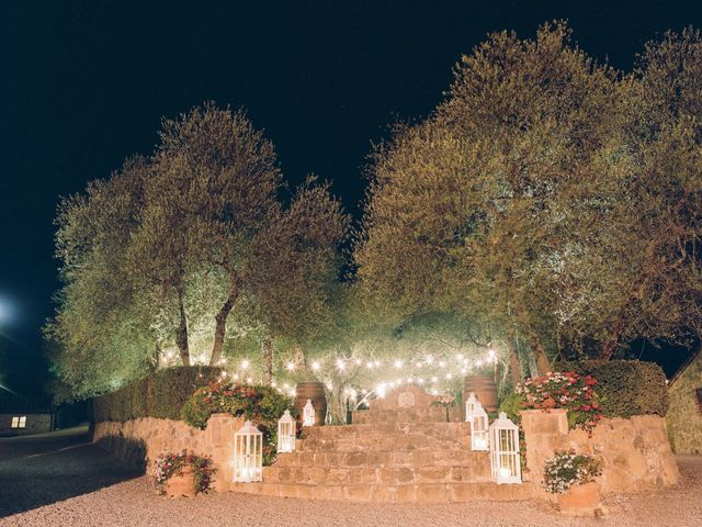 Il matrimonio di Robert e Annick a Pienza, Siena 14