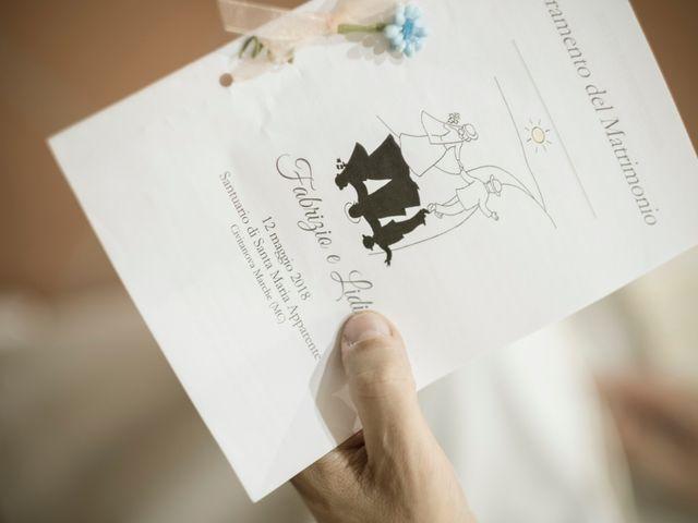 Il matrimonio di Fabrizio e Lidia a Civitanova Marche, Macerata 1
