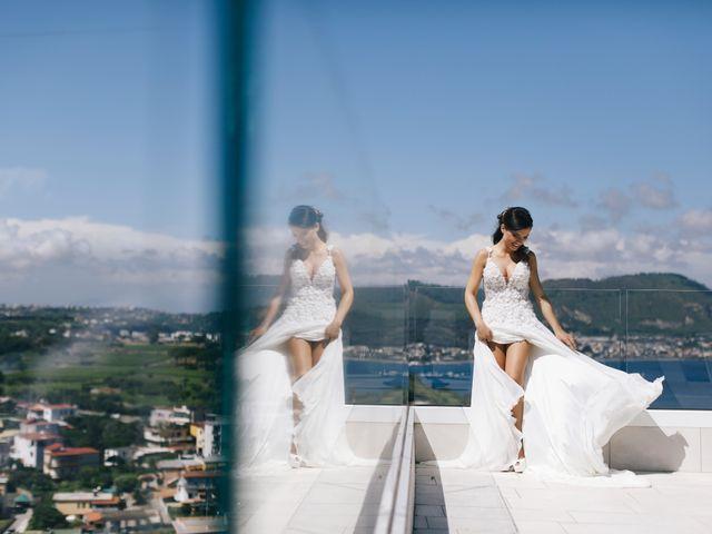 Il matrimonio di Luigi e Nunzia a Bacoli, Napoli 14