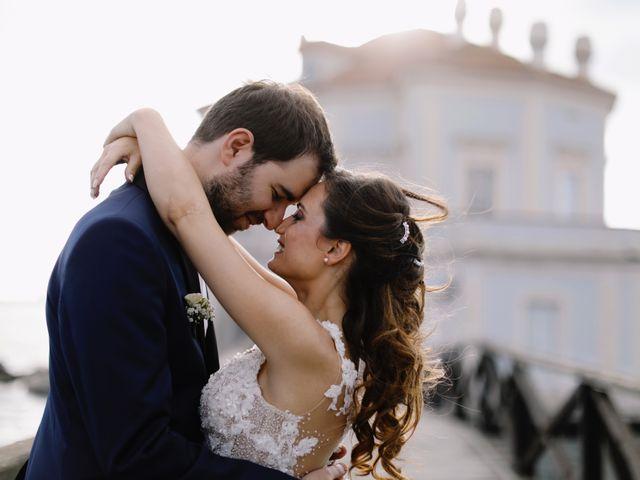 Il matrimonio di Luigi e Nunzia a Bacoli, Napoli 19