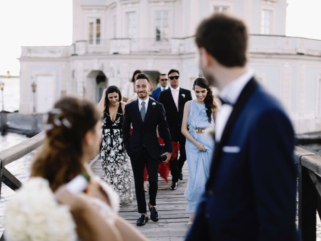 Il matrimonio di Luigi e Nunzia a Bacoli, Napoli 20