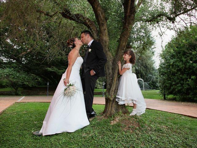 Le nozze di Fabio e Manuela