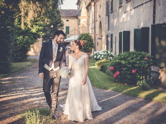le nozze di Vincenza e Federico