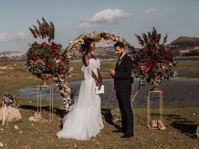 Il matrimonio di Binette e Alessandro a Enna, Enna 35