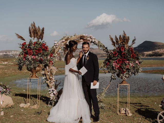 Il matrimonio di Binette e Alessandro a Enna, Enna 36