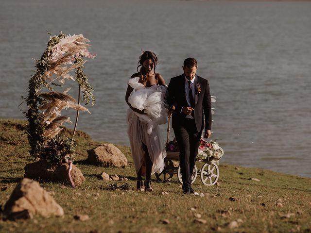 Il matrimonio di Binette e Alessandro a Enna, Enna 39