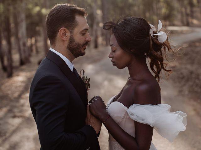 Il matrimonio di Binette e Alessandro a Enna, Enna 40
