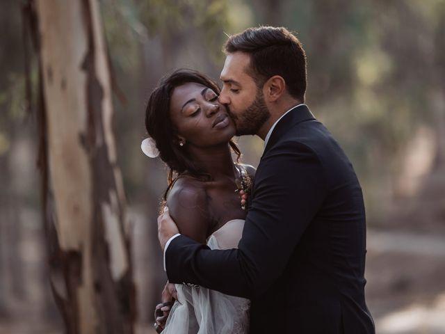Il matrimonio di Binette e Alessandro a Enna, Enna 42
