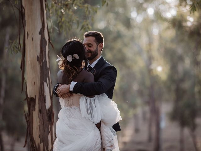 Il matrimonio di Binette e Alessandro a Enna, Enna 43