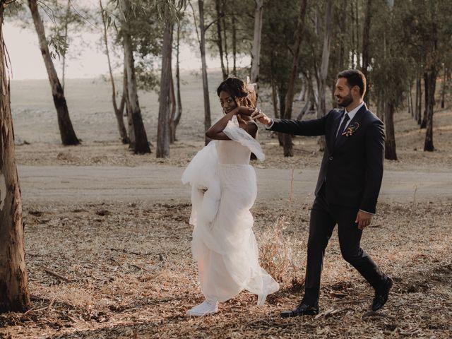 Il matrimonio di Binette e Alessandro a Enna, Enna 44