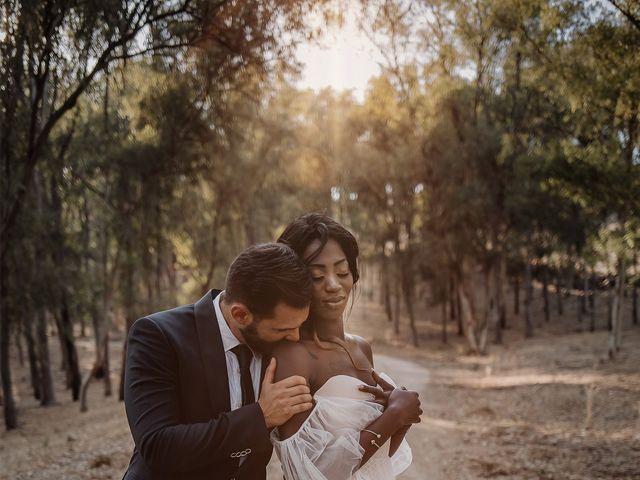 Il matrimonio di Binette e Alessandro a Enna, Enna 47
