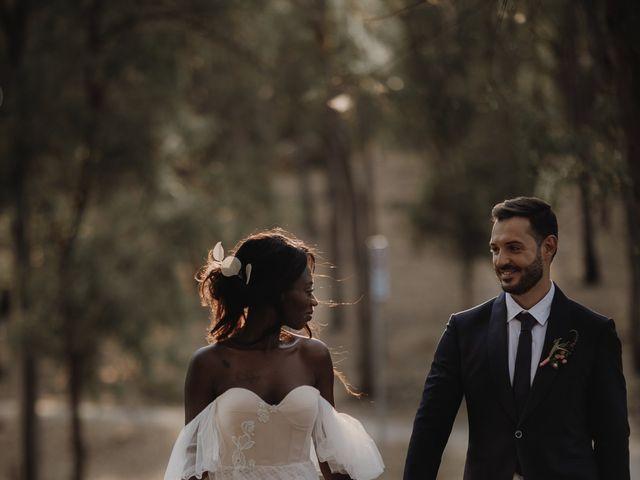 Il matrimonio di Binette e Alessandro a Enna, Enna 49
