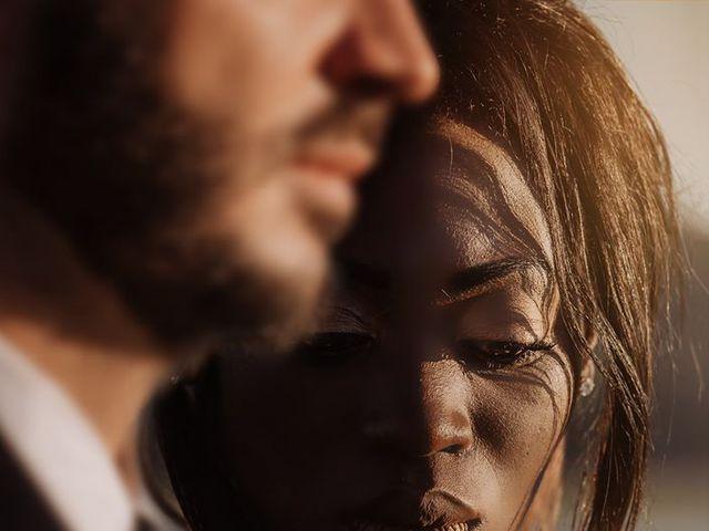 Il matrimonio di Binette e Alessandro a Enna, Enna 50