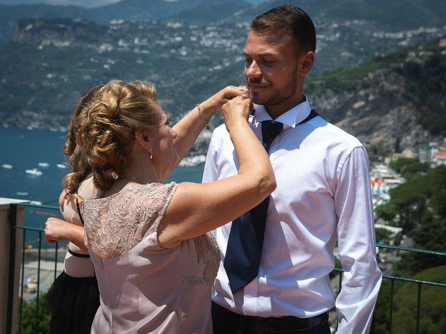 Il matrimonio di Alessandro e Stephanie a Maiori, Salerno 2