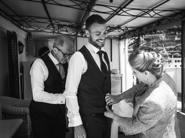 Il matrimonio di Alessandro e Stephanie a Maiori, Salerno 5