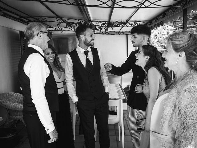 Il matrimonio di Alessandro e Stephanie a Maiori, Salerno 6