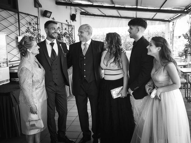 Il matrimonio di Alessandro e Stephanie a Maiori, Salerno 8