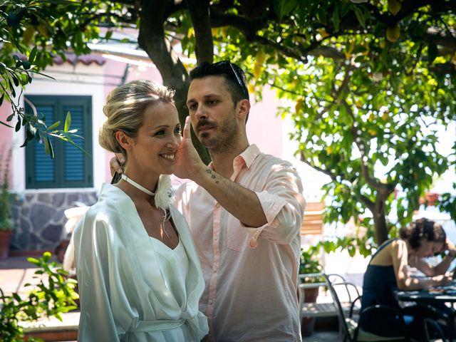 Il matrimonio di Alessandro e Stephanie a Maiori, Salerno 12