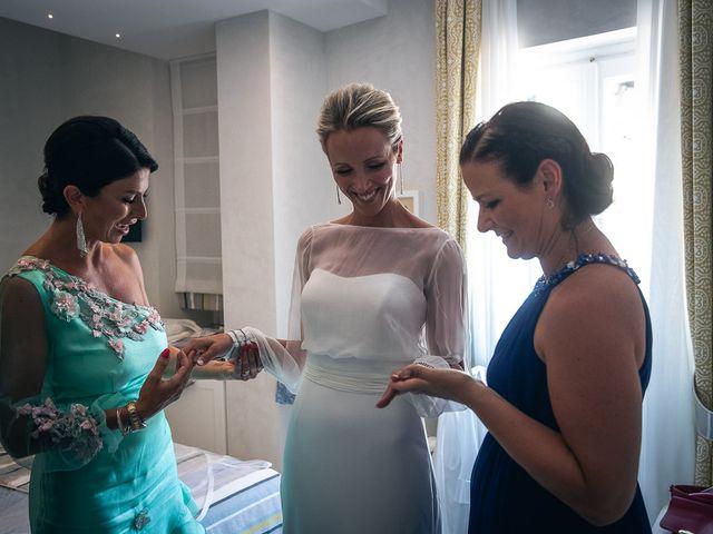 Il matrimonio di Alessandro e Stephanie a Maiori, Salerno 20