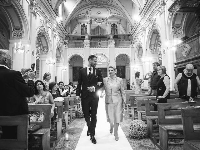 Il matrimonio di Alessandro e Stephanie a Maiori, Salerno 29