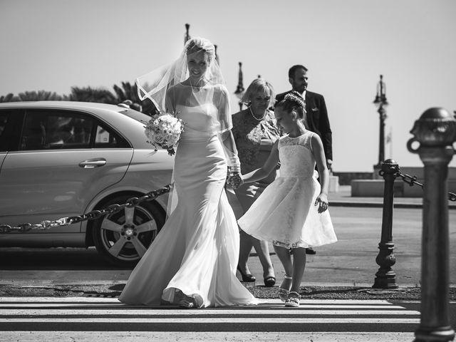 Il matrimonio di Alessandro e Stephanie a Maiori, Salerno 32