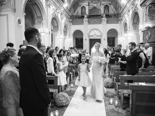 Il matrimonio di Alessandro e Stephanie a Maiori, Salerno 33