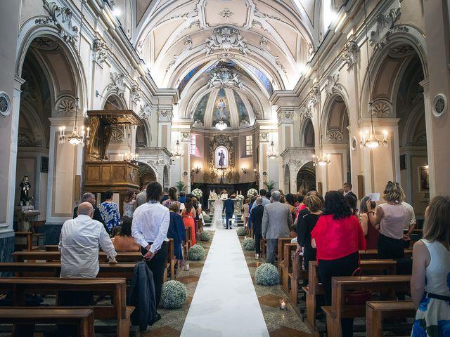 Il matrimonio di Alessandro e Stephanie a Maiori, Salerno 35