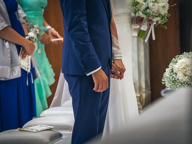 Il matrimonio di Alessandro e Stephanie a Maiori, Salerno 36