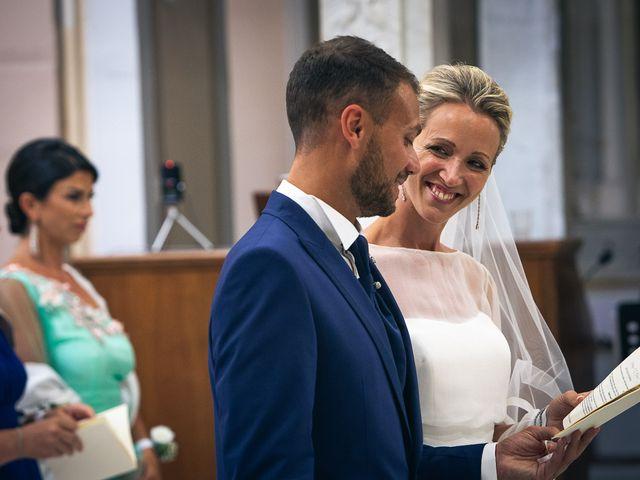 Il matrimonio di Alessandro e Stephanie a Maiori, Salerno 37