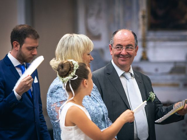 Il matrimonio di Alessandro e Stephanie a Maiori, Salerno 39