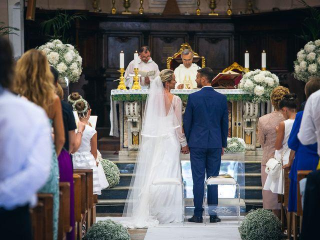 Il matrimonio di Alessandro e Stephanie a Maiori, Salerno 40