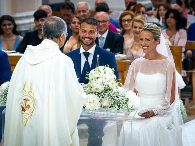 Il matrimonio di Alessandro e Stephanie a Maiori, Salerno 41