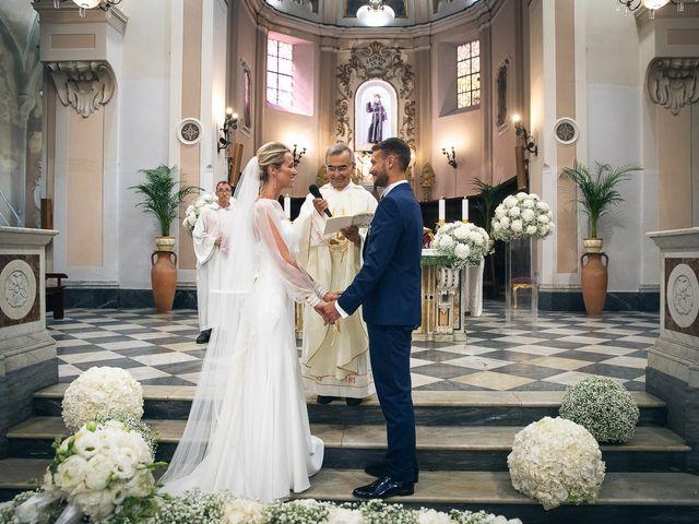 Il matrimonio di Alessandro e Stephanie a Maiori, Salerno 42
