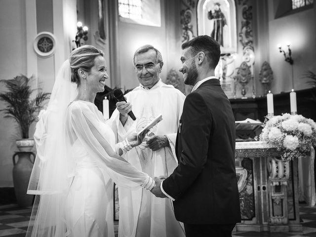 Il matrimonio di Alessandro e Stephanie a Maiori, Salerno 43