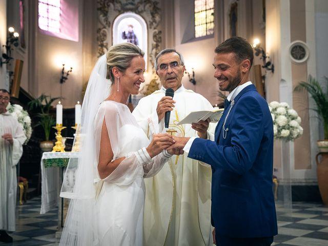 Il matrimonio di Alessandro e Stephanie a Maiori, Salerno 44