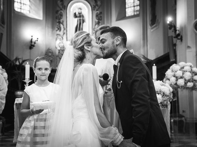 Il matrimonio di Alessandro e Stephanie a Maiori, Salerno 45