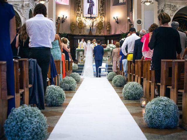 Il matrimonio di Alessandro e Stephanie a Maiori, Salerno 49