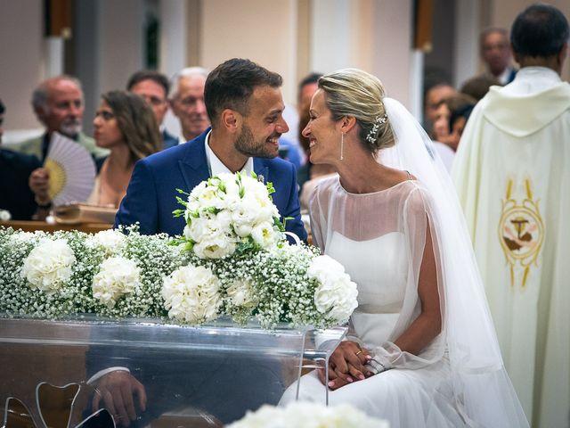 Il matrimonio di Alessandro e Stephanie a Maiori, Salerno 51