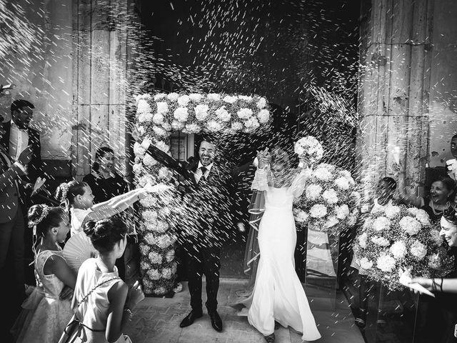Il matrimonio di Alessandro e Stephanie a Maiori, Salerno 52