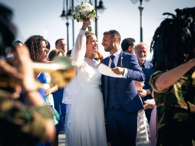 Il matrimonio di Alessandro e Stephanie a Maiori, Salerno 54