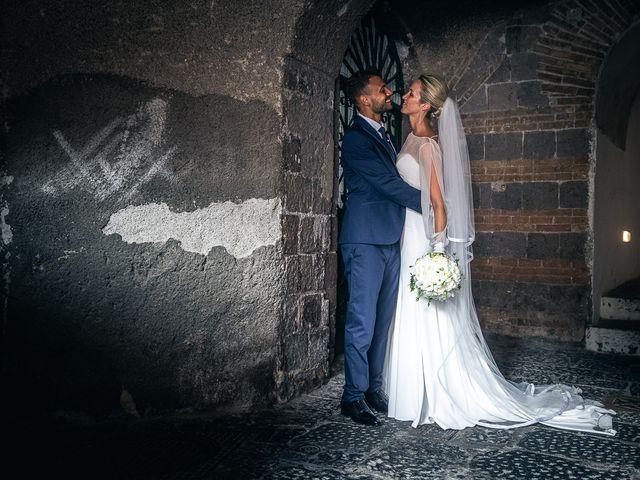 Il matrimonio di Alessandro e Stephanie a Maiori, Salerno 56