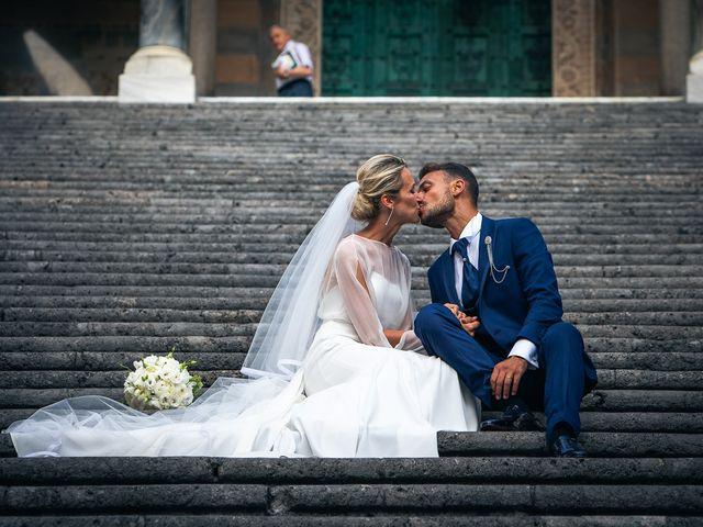 Il matrimonio di Alessandro e Stephanie a Maiori, Salerno 61