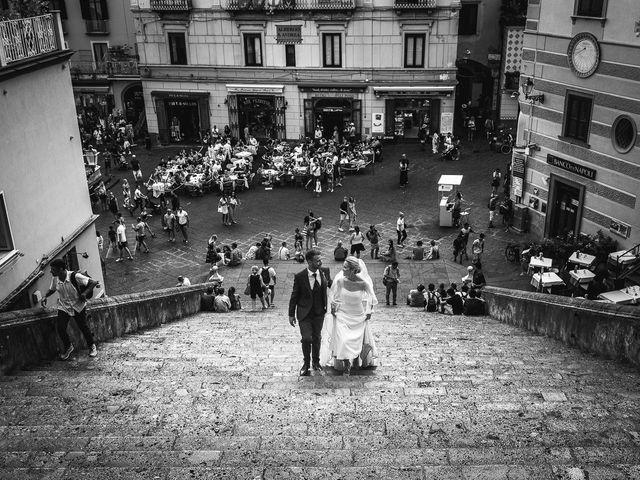 Il matrimonio di Alessandro e Stephanie a Maiori, Salerno 63