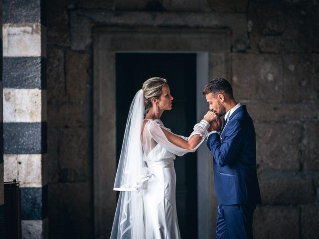Il matrimonio di Alessandro e Stephanie a Maiori, Salerno 64