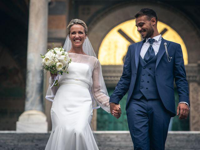 Il matrimonio di Alessandro e Stephanie a Maiori, Salerno 65
